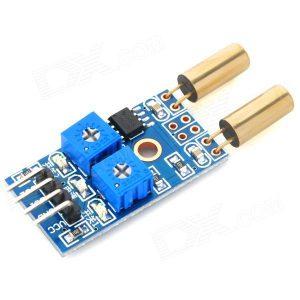 2-way angle Sensore Modulo, the angle Pulsante dumping Sensore Modulo, tilt Sensore