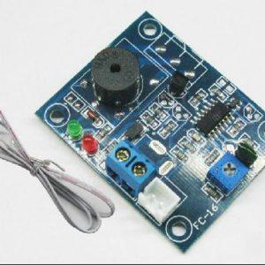 High performance 5V-delay alarm, buzzer, Modulo, better than the 555 chip