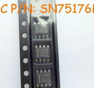 4 Pezzi SN75176B IC Circuiti Integrati