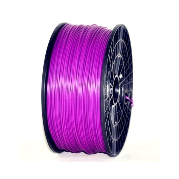 8 Pezzi - 8 BOBINE - 8KG PLA 1.75mm 3D printer consumables purple ALTA QUALITà