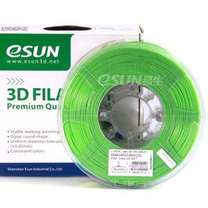 Filamento ABS 1.75mm 1KG Verde Chiaro ESUN HIGH QUALITY GARANTITA SU MAKERBOT, MULTIMAKER, ULTIMAKER, REPRAP, PRUSA