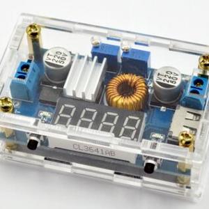 Power Regolabile DC 24V / 12V turn 5V buck Modulo / step-down constant current Alimentatore chip 3V6V