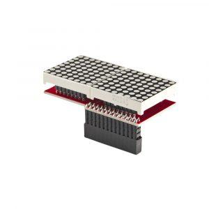 Raspberry Pi LED Matrix 8*16