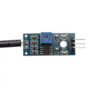 Modulo Sensore Tilt Vibrazione Inclinazione SW-18015P